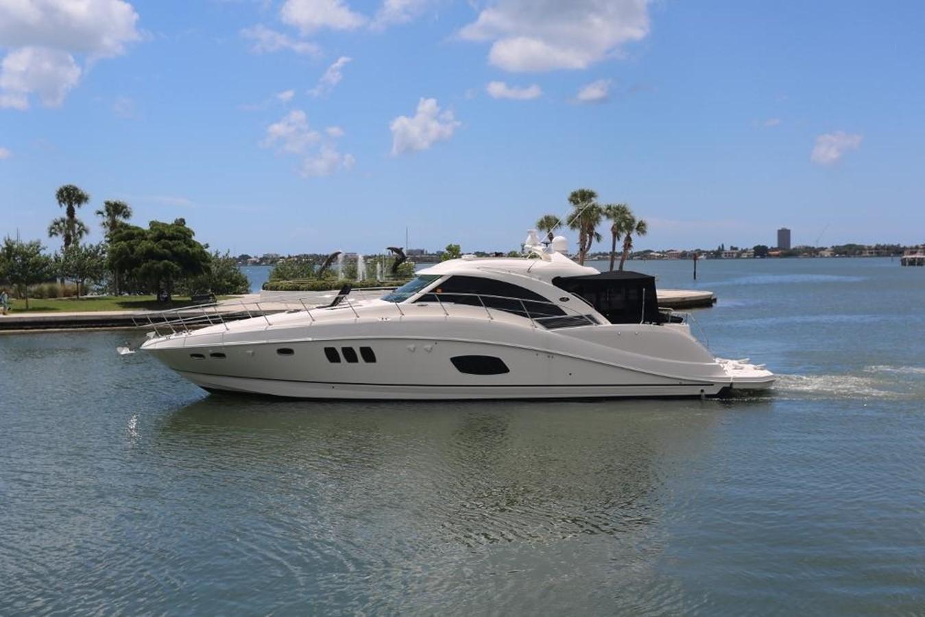 2010 Sea Ray 580 Sundancer For Sale