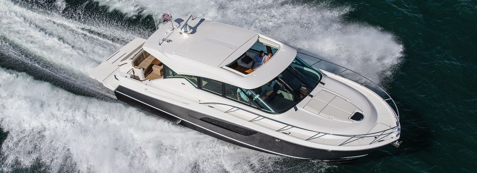 New Tiara 53 Coupe Yachts For Sale