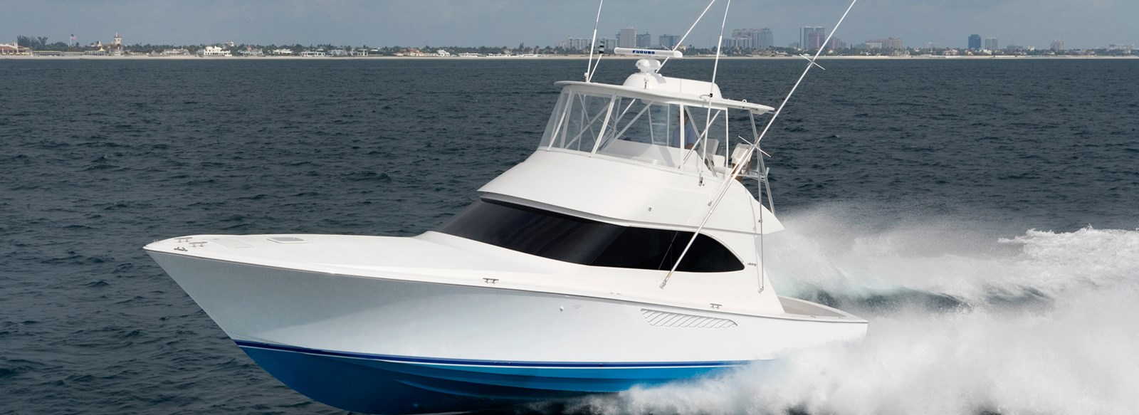 New Viking 46 Convertible Yachts For Sale