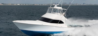 Viking 46 Convertible Yacht for Sale