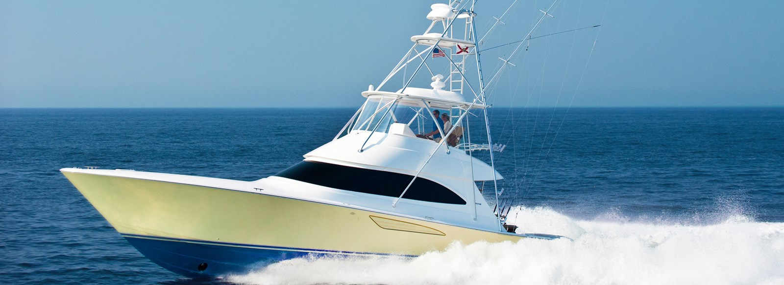 New Viking 52 Convertible Yachts For Sale