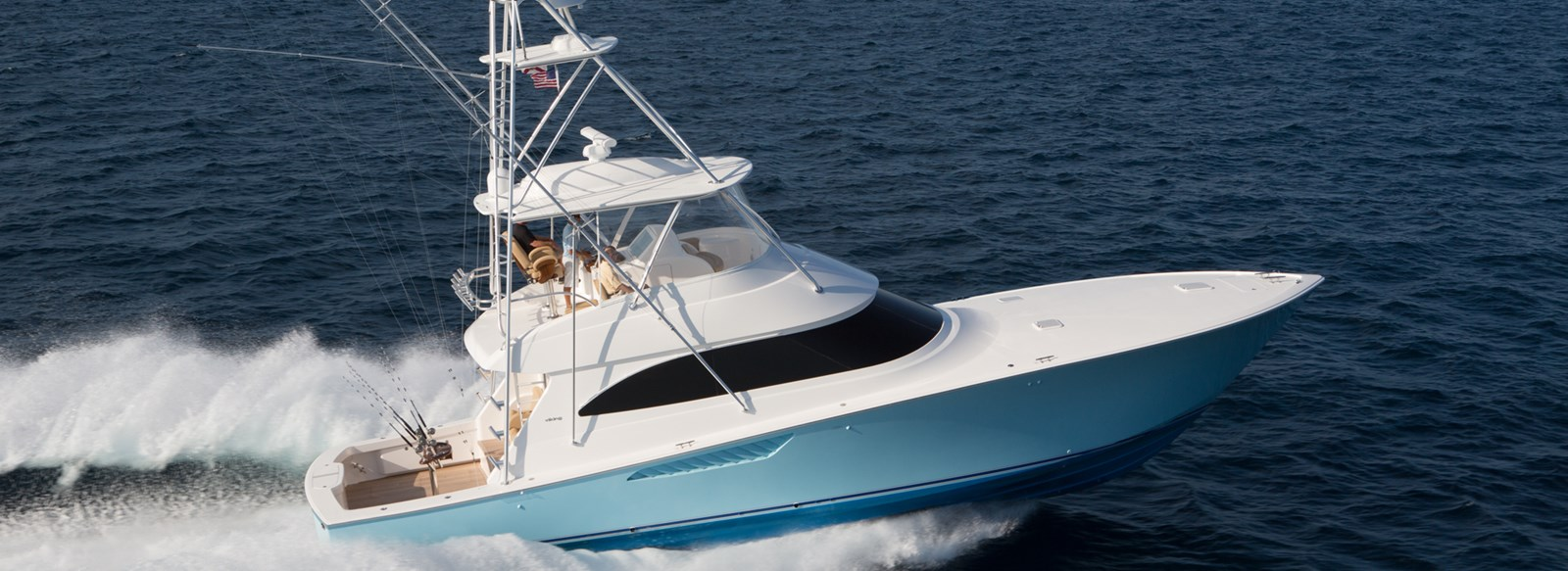 New Viking 55 Convertible Yachts For Sale
