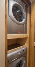 Viking 62 Convertible Yacht Laundry Area