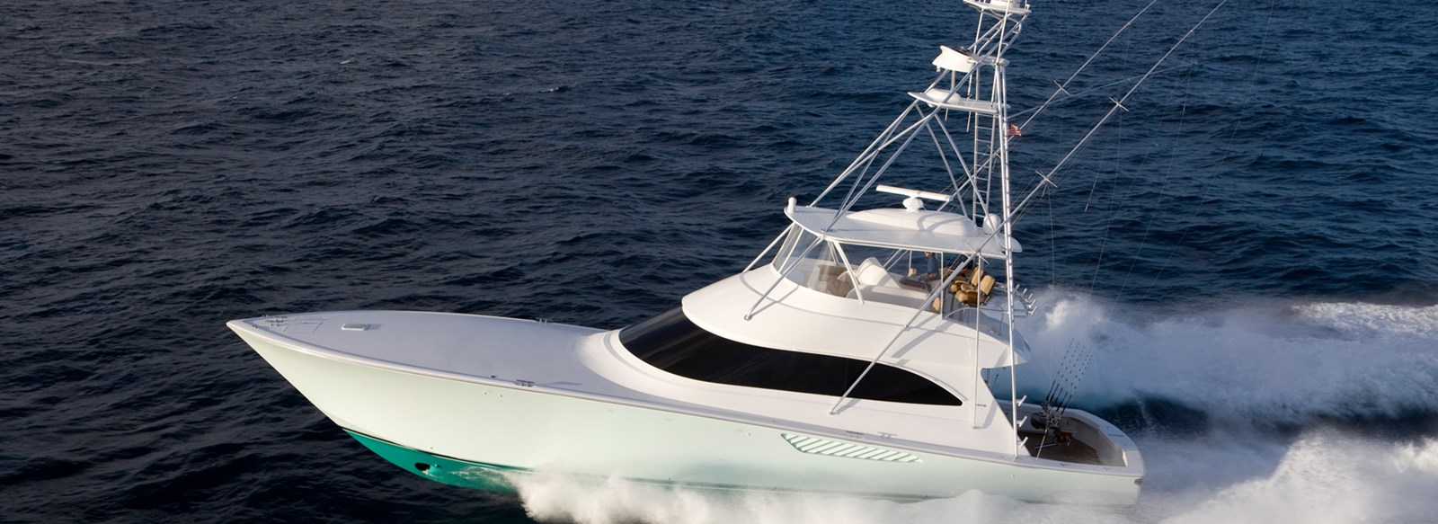 New Viking 66 Convertible Yachts For Sale