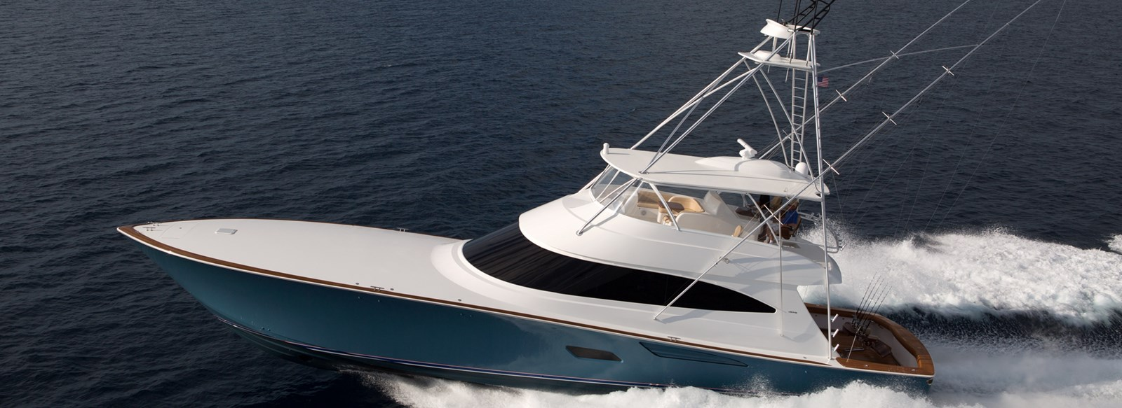 New Viking 80 Convertible Yachts For Sale