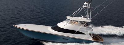 Viking 80 Convertible Yacht for Sale