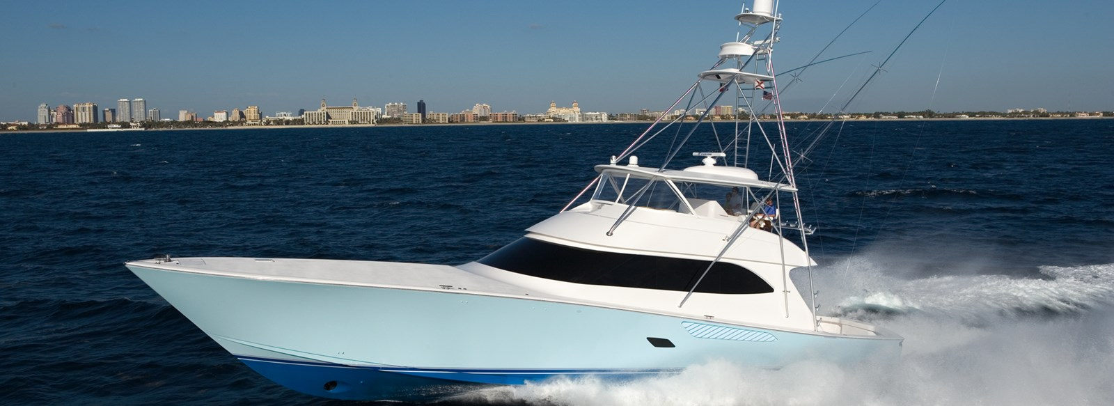 New Viking 82 Convertible Yachts For Sale