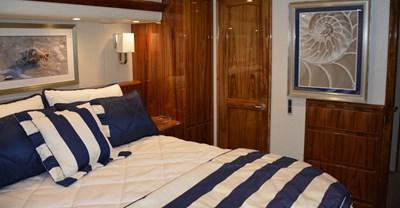 Viking 62 Enclosed Bridge Yacht Master Stateroom