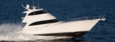Viking 62 Enclosed Bridge Yacht for Sale