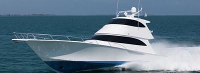 Viking 66 Enclosed Bridge Yacht for Sale