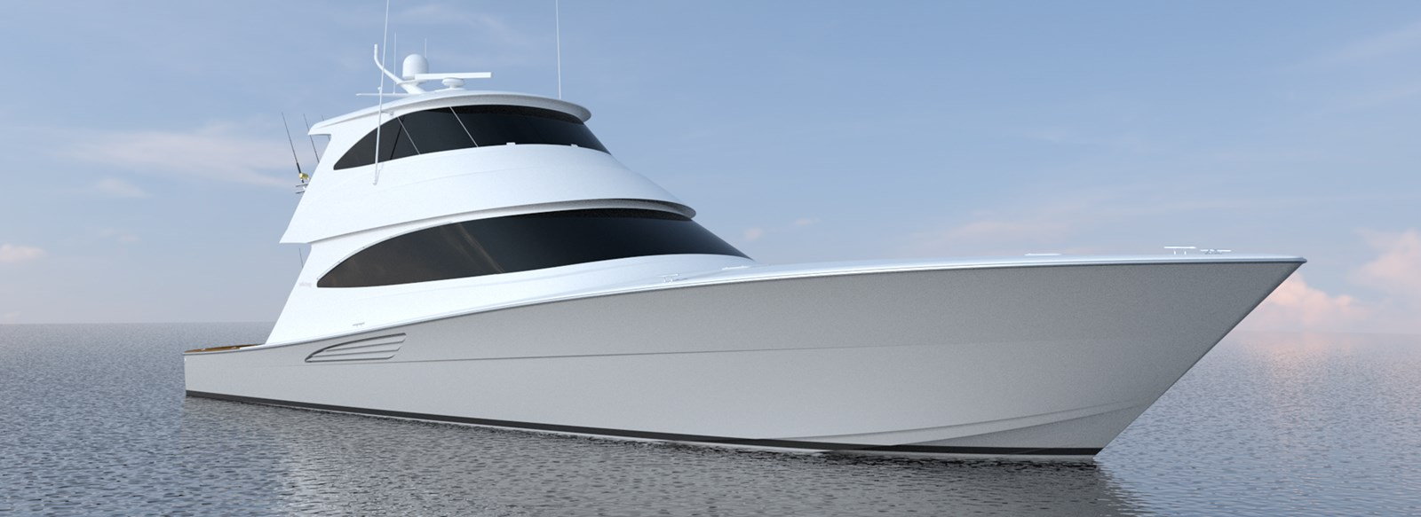 New Viking 72 Enclosed Bridge Yachts For Sale