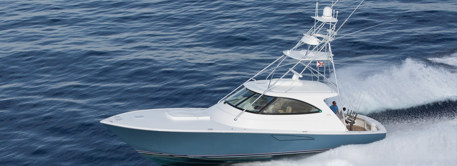 New Viking 52 Open Yachts For Sale