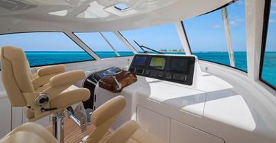 Viking 52 Open Yacht Helm