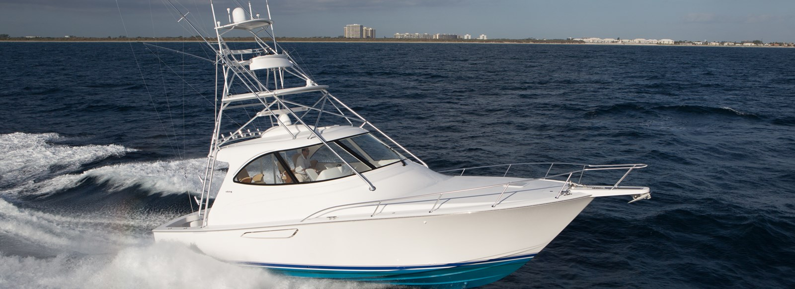 New Viking 42 Sport Tower Yachts For Sale