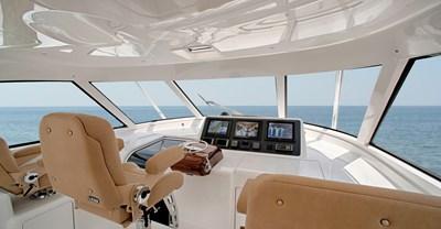 Viking 52 ST Yacht Helm