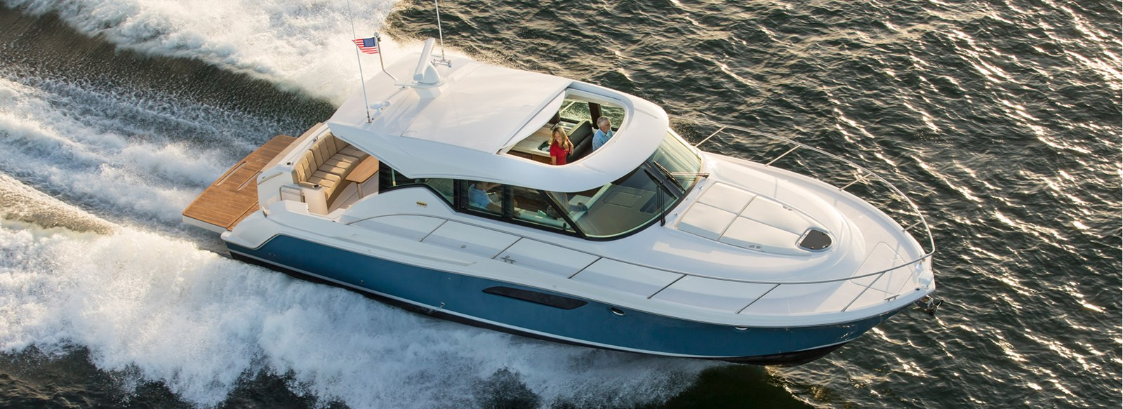 New Tiara 44 Coupe Yachts For Sale