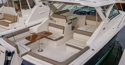 New Tiara 31 Cockpit