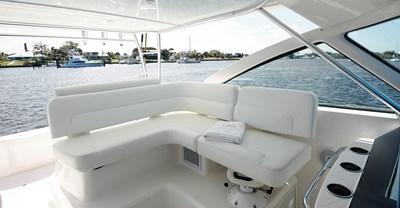 New Tiara 4300 Open Yacht Companion Seat