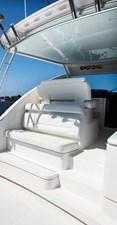New Tiara 4300 Open Yacht Mezzanine