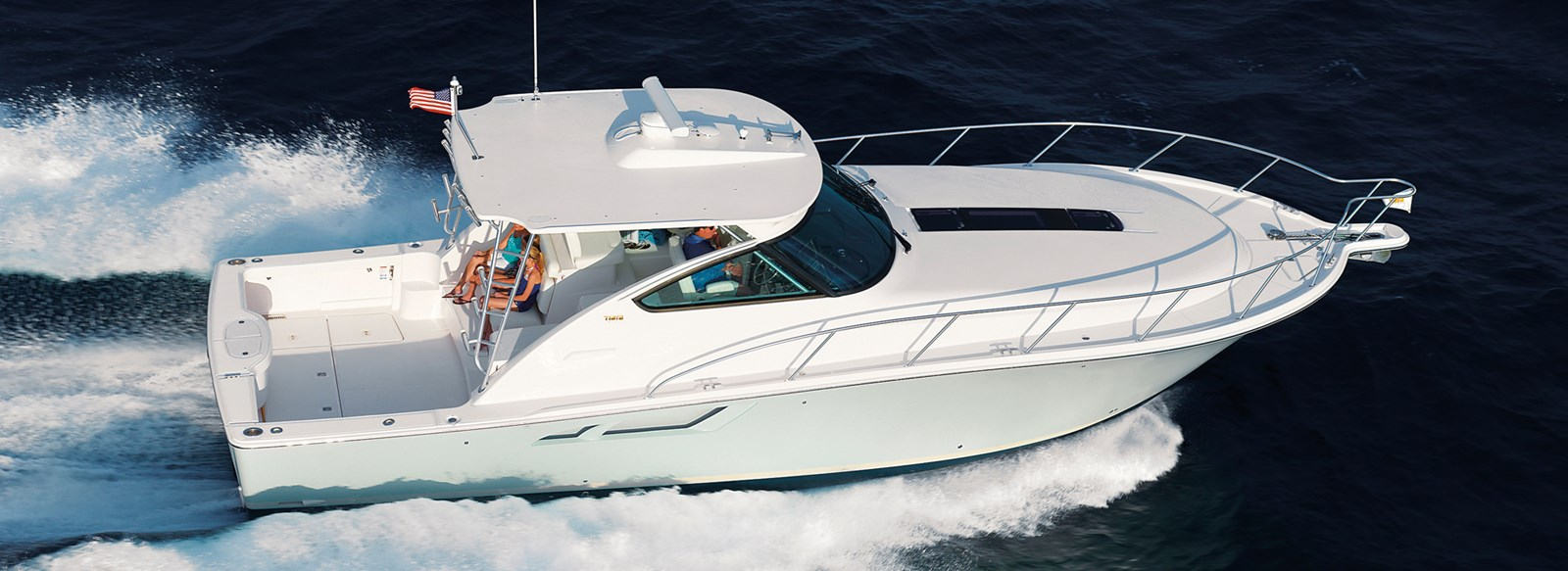 New Tiara 4300 Open Yachts For Sale