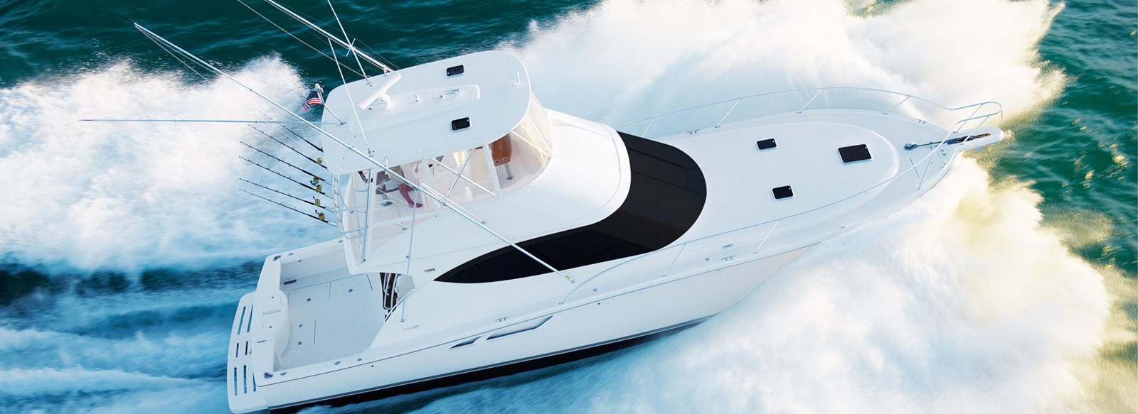 New Tiara 4800 Convertible Yachts For Sale