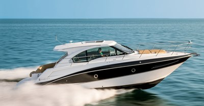 New Cruisers 41 Cantius Yacht Running