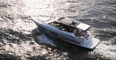 New Cruisers 45 Cantius Yacht Running