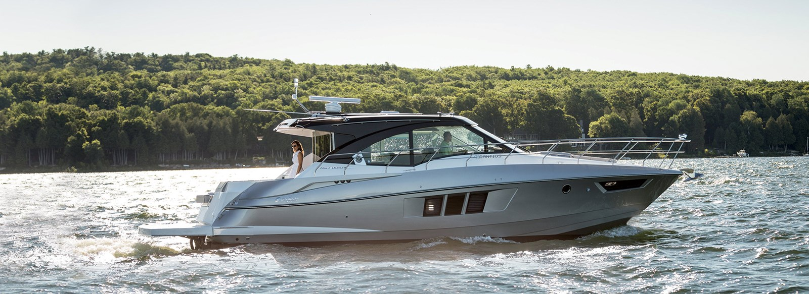 New Cruisers 45 Cantius Yachts For Sale