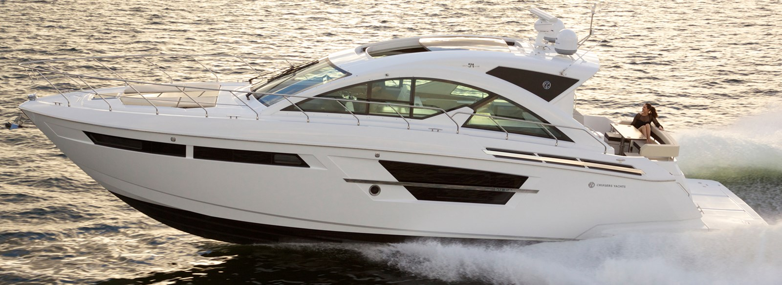 New Cruisers 54 Cantius Yachts For Sale