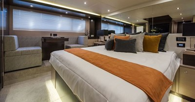 New Cruisers 60 Cantius Yacht Master Stateroom