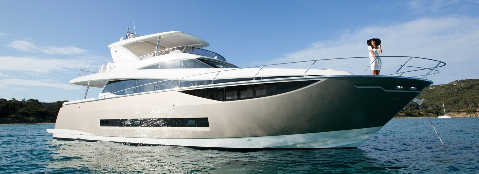 New Prestige 750 Yachts For Sale