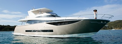 New Prestige 750 Yacht For Sale