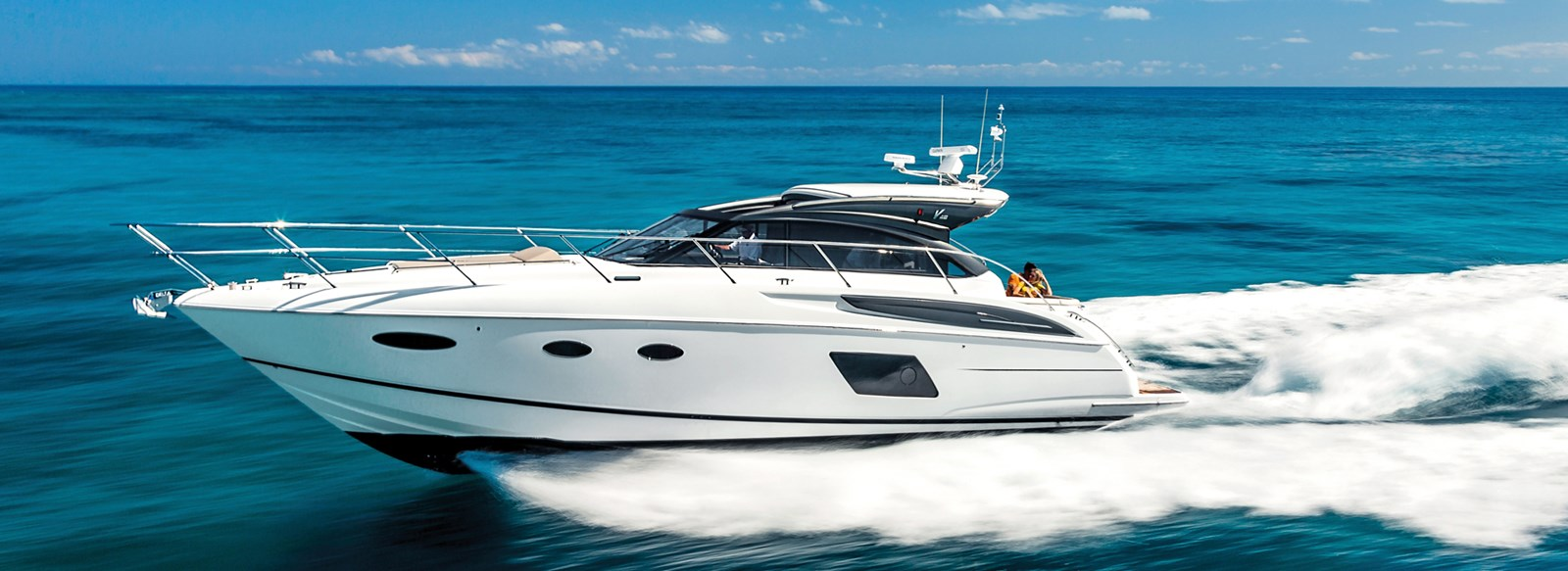 New Princess V48 Express Yachts For Sale