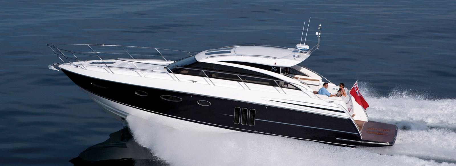 New Princess V52 Express Yachts For Sale