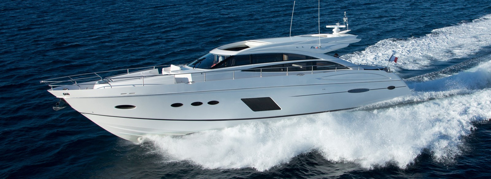 New Princess V72 Express Yachts For Sale