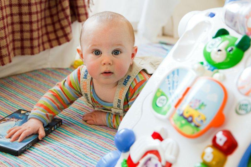 #bebés #juguete #perfecto El juguete perfecto para bebés de 6 meses