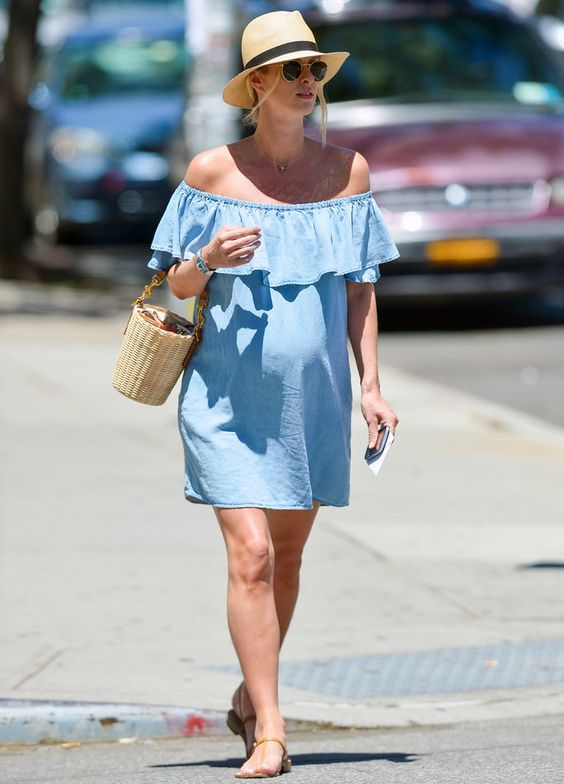 #style #inspo #summer Style Inspo - Summer Pregnancy