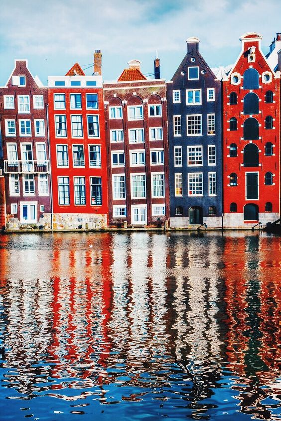 #destinations #inspo #amsterdam Beautiful Destinations - Amsterdam, The Netherlands