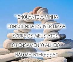 #enquanto #consciencia #limpa ;)
