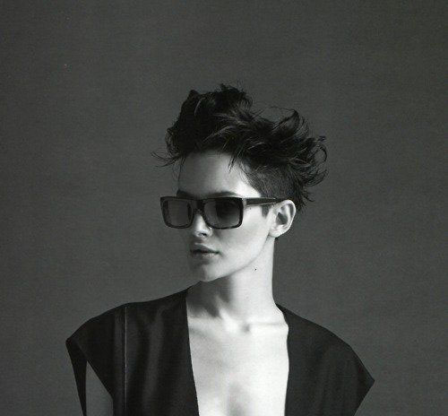 #hair #style #short Hair Inspo