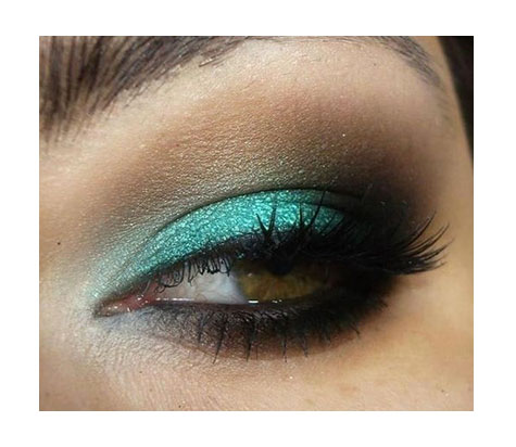 #Turquoise #makeup #style Makeup Inspo - Turquoise