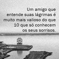 #amigo #entende #lagrimas Um amigo