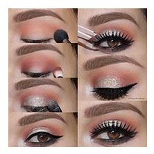 #maquiagem #inspo #olhos #mulher Maquiagem Inspo