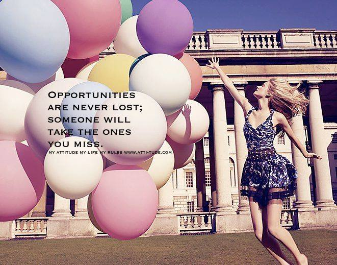 #opportunities #lost #miss Opportunity