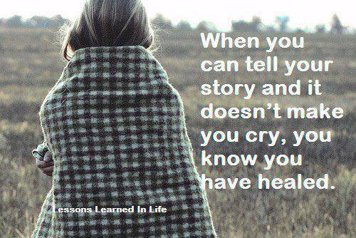 #story #cry #heal Story