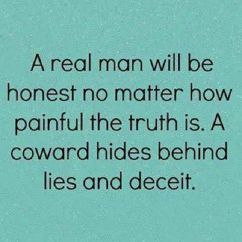 #honest #truth #painful Honest