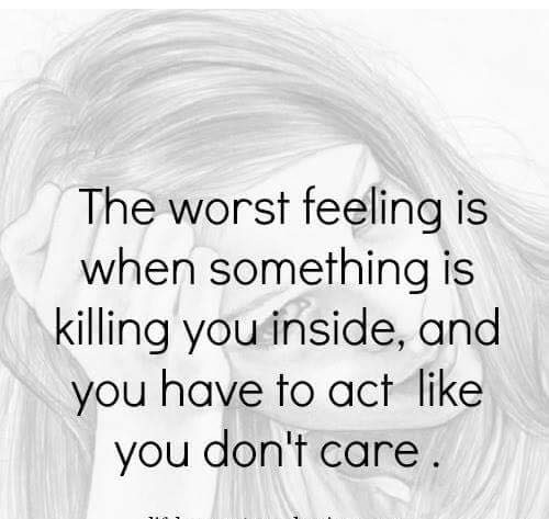 #worst #feeling #in-you ...