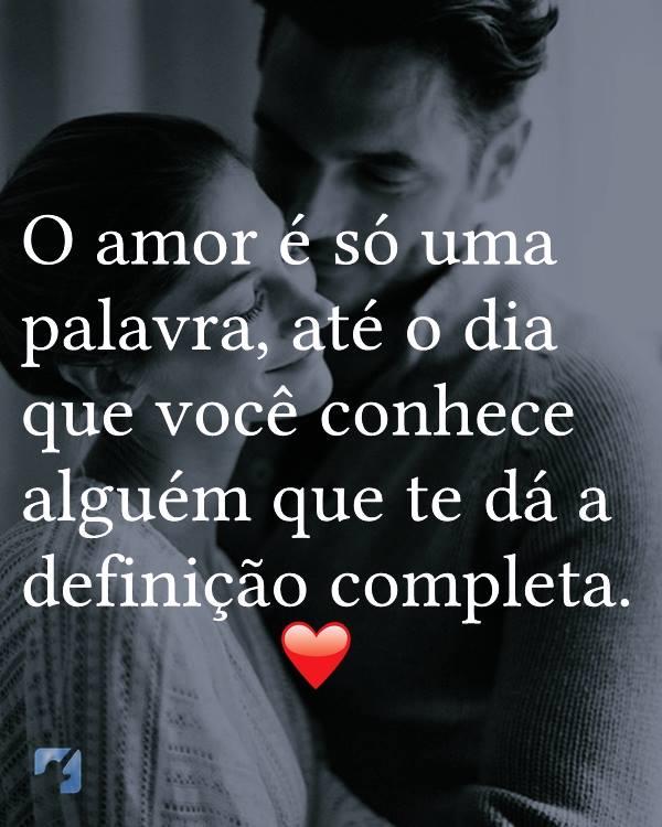 #amor #palavra #completa Amor