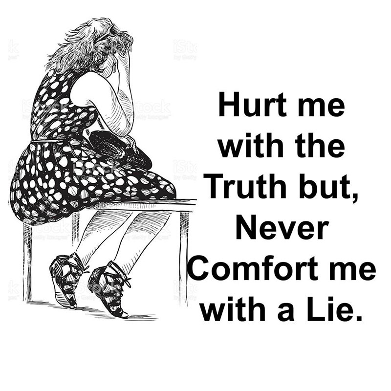 #hurt #truth #lies Truth