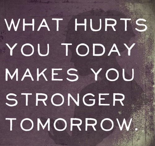 #what #makes #stronger Makes you stronger